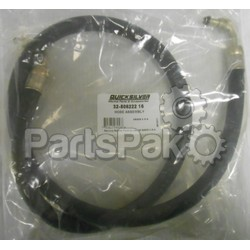 Mercury - Mercruiser 32-806222 16; Hose P/S Pres. Fittings 2 Ends-