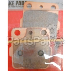 Yamaha 4WV-W0045-00-00 Brake Pad Kit; 4WVW00450000