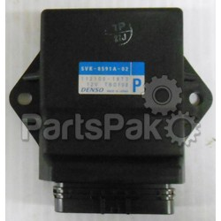Yamaha 5VK-8591A-01-00 Engine Control Unit Assembly; New # 5VK-8591A-02-00; YAM-5VK-8591A-01-00