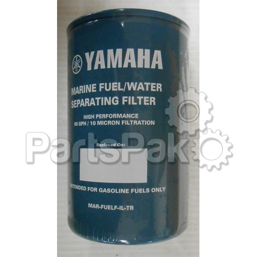 Yamaha MAR-FUELF-IL-TR 10M Fuel Filter Element; New # MAR-10MEL-00-00