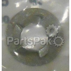 Honda 90301-VE1-R00 Nut, Push (5/16); 90301VE1R00