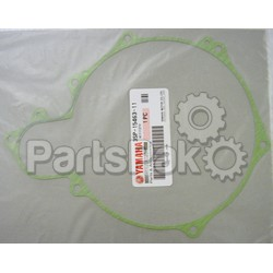 Yamaha 3SP-15463-11-00 Gasket, Carb Cover 2; 3SP154631100