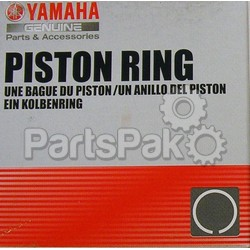 Yamaha 30X-11610-20-00 Piston Ringset 2Nd; 30X116102000; YAM-30X-11610-20-00