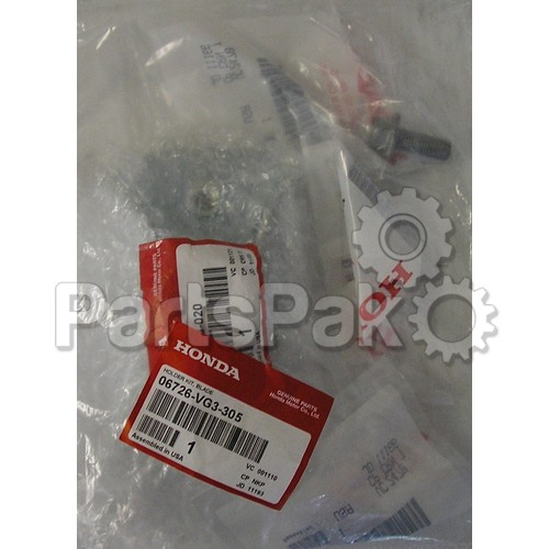 Honda 06726-VG3-305 Holder Kit, Blade; 06726VG3305