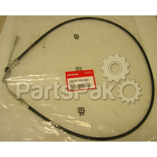 Honda 54510-V20-003 Cable, Clutch; 54510V20003