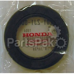 Honda 91201-ZJ1-003 Oil Seal (38X58X11); 91201ZJ1003