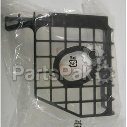 Honda 18434-ZF6-W40 Cover, Rear Muffler; New # 18434-Z5T-000; HON-18434-ZF6-W40