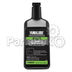Yamaha ACC-FSTAB-PL-32 Fuel Stabilizer Plus 32Oz (individual bottle); ACCFSTABPL32
