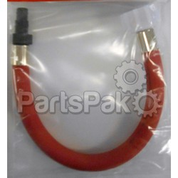 Yamaha MWV-FLUSH-HS-RD Replacement Flush Hose - Red; MWVFLUSHHSRD
