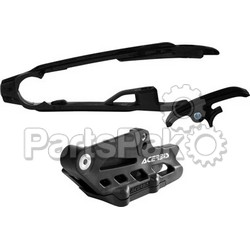 Acerbis 2314050001; Chain Guide / Slider Kit Blk Ktm