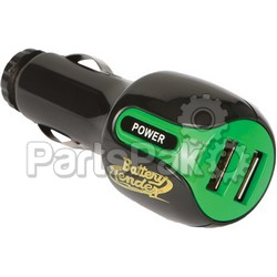 Battery Tender 021-0161; Dual Port Usb Charger; 2-WPS-56-1144