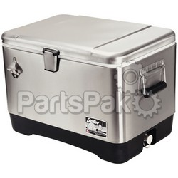 Igloo 44669; 54Q Cooler Stainless