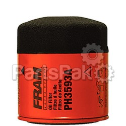 Fram PH3593A; Filter Oil/Fuel