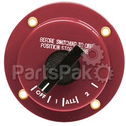 SeaChoice 11591; Battery Select Switch W/O Lock