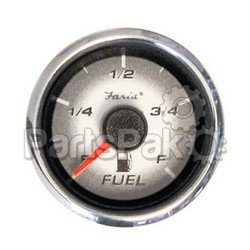 Faria 21001; Fuel Gauge-Digital Black Fade