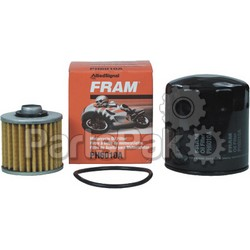 Fram PH6065B; Premium Quality Oil Filter Chrome