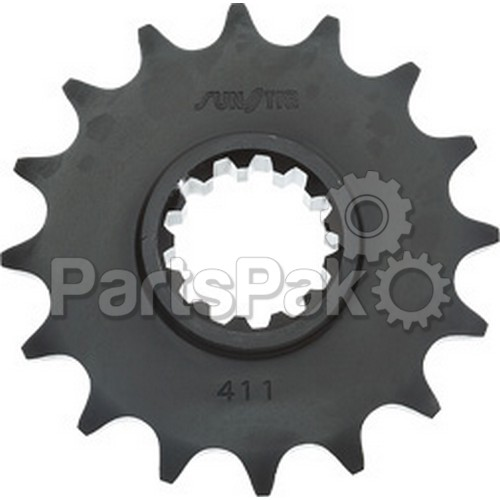Sunstar 34914; Sprocket Front Countershaft 14T