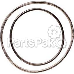 Team BDF19201; Brake Drum Seal Kit - Front