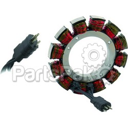 Accel 152101; Stator Assembly 15 Amp Touring Unmolded
