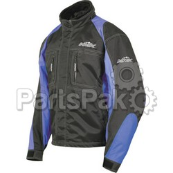 HMK HM7JACTBBS; Action Jacket Black / Blue S