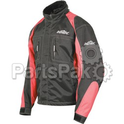 HMK HM7JACTBRS; Action Jacket Black / Red S