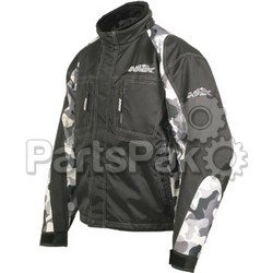 HMK HM7JACTBCXS~Z; Action Jacket Men'S Black / Camo Xs