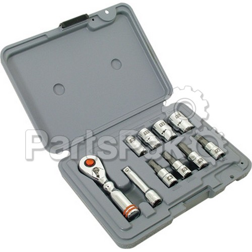 Cruz Tools MSM1; Miniset Tool Kit Metric