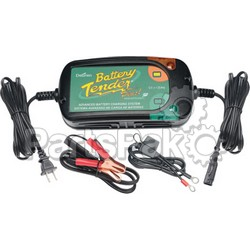 Battery Tender 022-0185G-DL-WH; Battery Charger Plus 1.25Amp; 2-WPS-56-1133