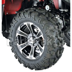 ITP (Industrial Tire Products) 44310L; Kit Bajacrs Ss312 Black 26X11-14 14X8 4/156 5+3