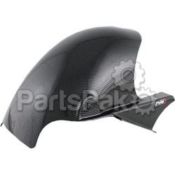 Puig 4693C; Rear Tire Hugger Carbon Hayabu