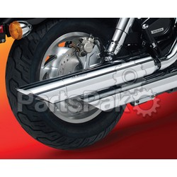 National Cycle N41422; Peacemakers Exhaust Harley Davidson Dyna