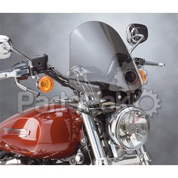 National Cycle N2708; GLADIATOR, Top Tree Mount, Chrome, Light Tint for Sportster Custom