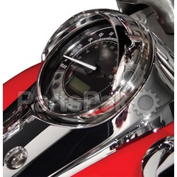 National Cycle N7810; Speedometer Cowl, Glare Stopper Kawasaki VN900 B,C ; 2-WPS-562-30301