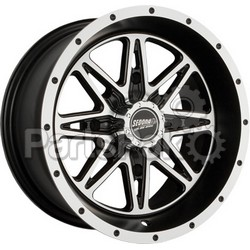 Sedona A78M47056-43S; Badlands Machined Wheel