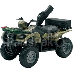 New-Ray 42903A; Replica 1:12 Atv Suzuki Vinson 500 Green Camo