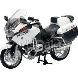 New-Ray 43153; Replica 1:12 Sport Touring Bmw R1200 Rt-P Police White