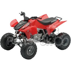 New-Ray 57093A; Replica 1:12 Race Bike Honda Trx 450 Red