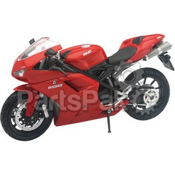 New-Ray 57143A; Replica 1:12 Super Sport Bike Ducati 1198 Red
