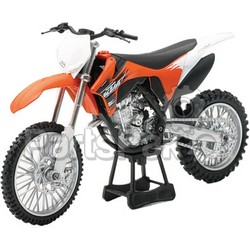 New-Ray 44093; Replica 1:12 Race Bike 11 Ktm 350Sx-F Orange