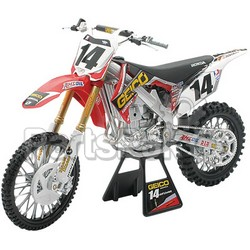 New-Ray 49423; Replica 1:6 Race Bike 12 Honda Crf450 Red(Windham)