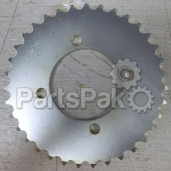 Yamaha 122-25435-10-00 Sprocket, Driven (35T); New # 5A7-25435-01-00; YAM-122-25435-10-00