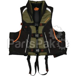 Stearns 2000013783; PFD Life Jacket Trophy Fishing 2Xl