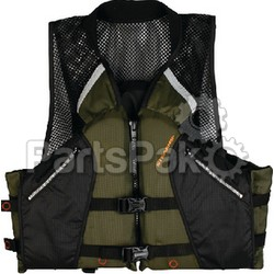 Stearns 2000013800; PFD Life Jacket Comfort Collar Fishing S