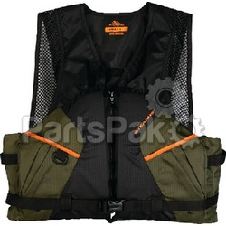 Stearns 2000013801; PFD Life Jacket Comfort Fishing 3Xl