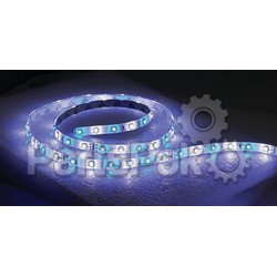 T-H Marine LED51961DP; Led Slimline Strip 48 inch Bl/White; LNS-232-LED51961DP