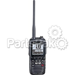 Standard Horizon HX870; 6W Floating VHF Handheld w/ internal Gps receiver; LNS-783-HX870