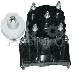 Mercury - Mercruiser 811635Q 2; Distributor Cap and Rotor Kit-Delco Est Ignition-