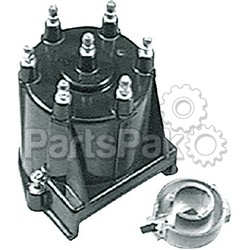 Mercury - Mercruiser 850484T 3; Cap and Rotor Kit-Delco Hei Ignition-; LNS-710-850484T 3