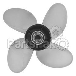 Honda 58334-ZY3-A20CL Propeller, 4X15 1/4X20 Stainless Steel (R); 58334ZY3A20CL; HON-58334-ZY3-A20CL