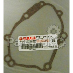 Yamaha 5VY-15451-10-00 Gasket, Crankcase Cover 1; 5VY154511000